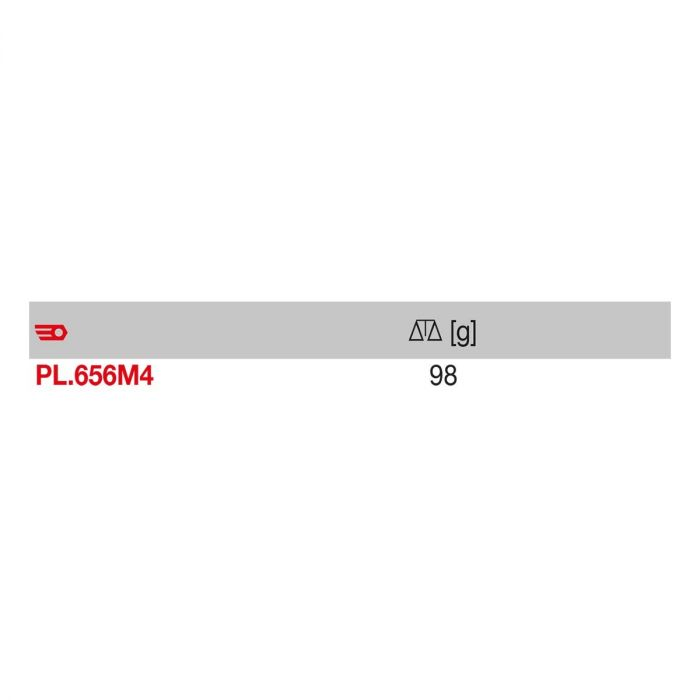 FACOM PL.656M4 - Front 4 Mod Legacy Module Drawer Infil Strips