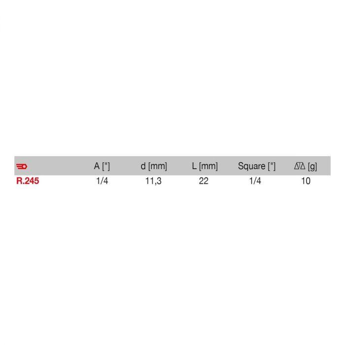 FACOM R.245 - 1/4