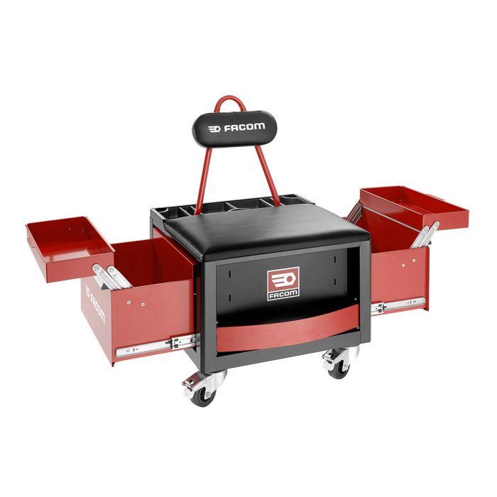 FACOM TCS-P2 - Premium Inspection Seat + Storage Unit