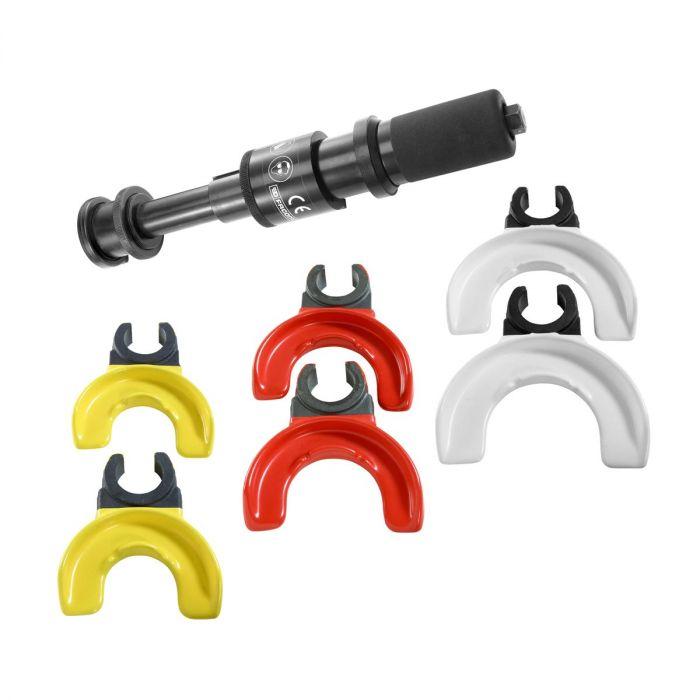 FACOM U.89M230 - 2 Position Universal Spring Compressor + 3 Set Forks Kit