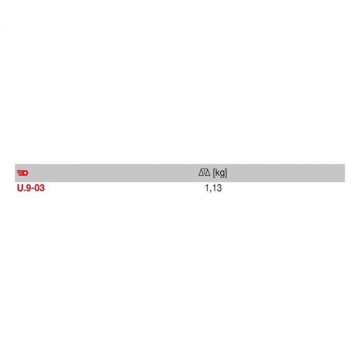FACOM U.9-03 - Screw For U.11 Hub Puller